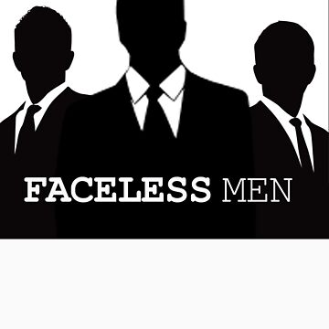 The Faceless Men by hyperdesign