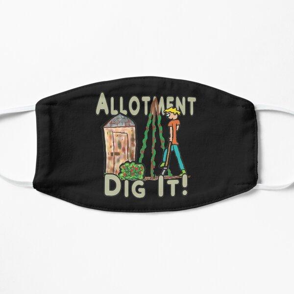 Allotment Gardening Mask