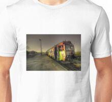 Pula Graffiti train  Unisex T-Shirt