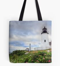 The Beauty of Pemaquid Tote Bag