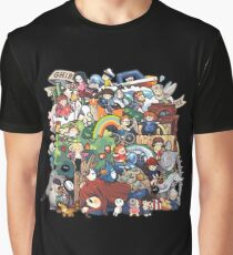 StudioGhibli Graphic T-Shirt