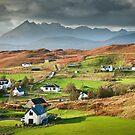Tarskavaig - Isle of Skye by Robert Dettman