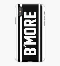 B More iPhone Case/Skin