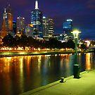 Melbourne City by KateJasmine