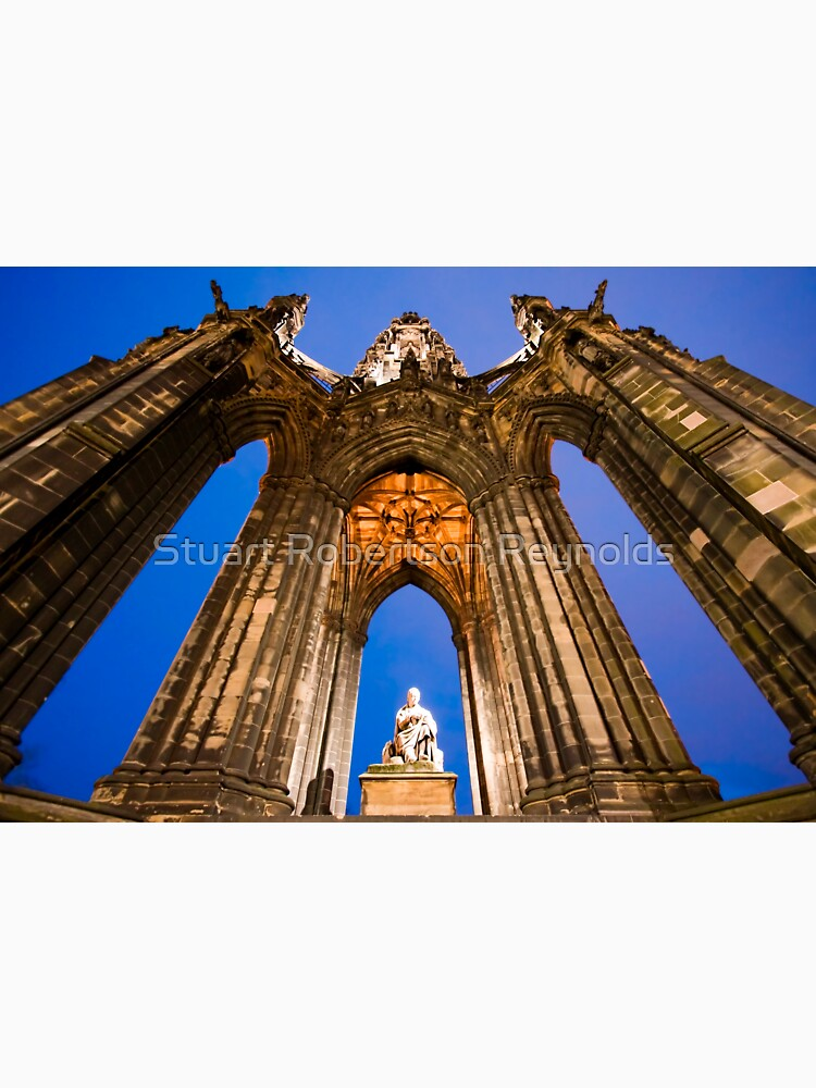Scott Monument by Sparky2000