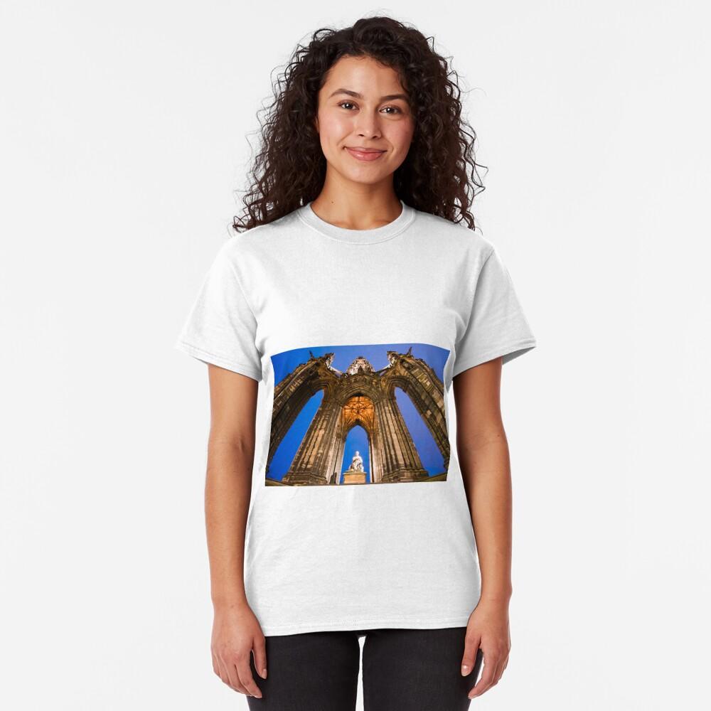 Scott Monument Classic T-Shirt