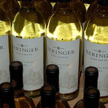 Napa California's Fine Wines by davesdigis
