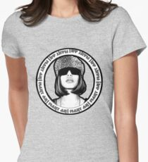 m.i.a. kala album cover Women's Fitted T-Shirt