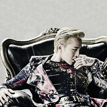 BIGBANG - G-Dragon #001 by TeganKain