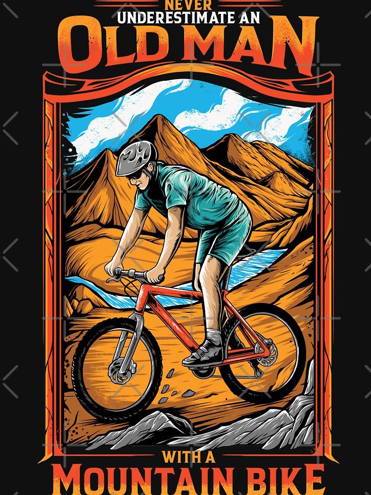 MTB Mountain Bike by wantneedlove