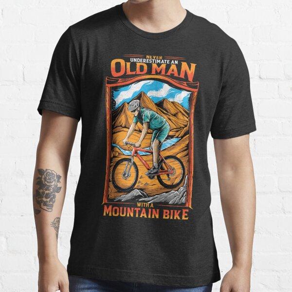 MTB Mountain Bike Essential T-Shirt