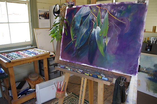 The Gentle Rain - Work in Progress by Lynda Robinson