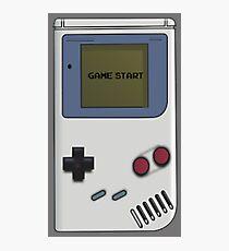 Nintendo Gameboy  Photographic Print