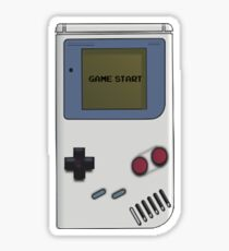 Nintendo Gameboy  Sticker