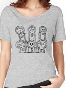 zombification across the nation Women's Relaxed Fit T-Shirt