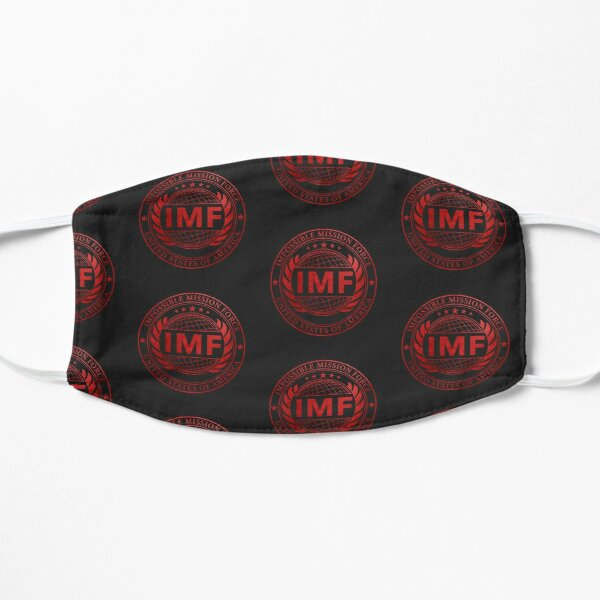 Mission: Impossible IMF logo Mask