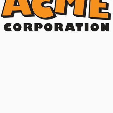 ACME corporation (orange) by timmehtees
