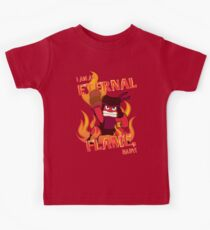 Eternal Flame Baby Kids Tee