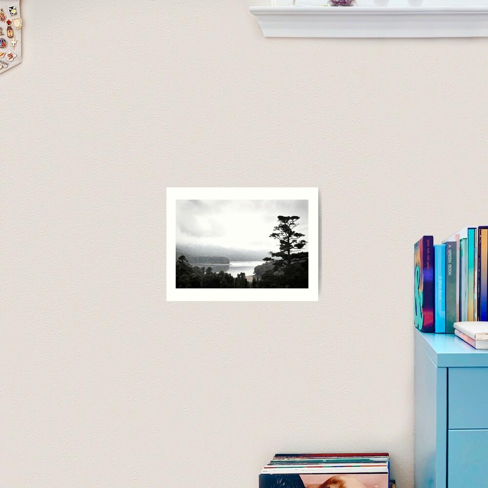 Selover's Mist Revisited Art Print