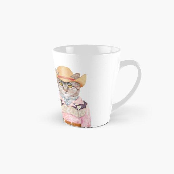 Cowboy Cats Mug long