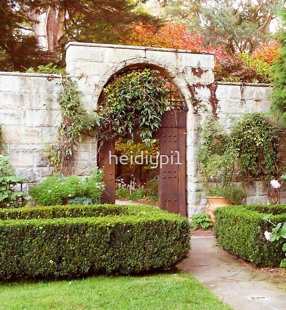 Yengo Secret Garden Gate by heidiypi1