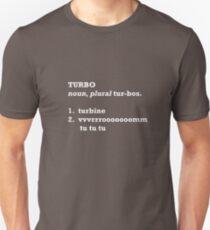 Turbo Defined. T-Shirt