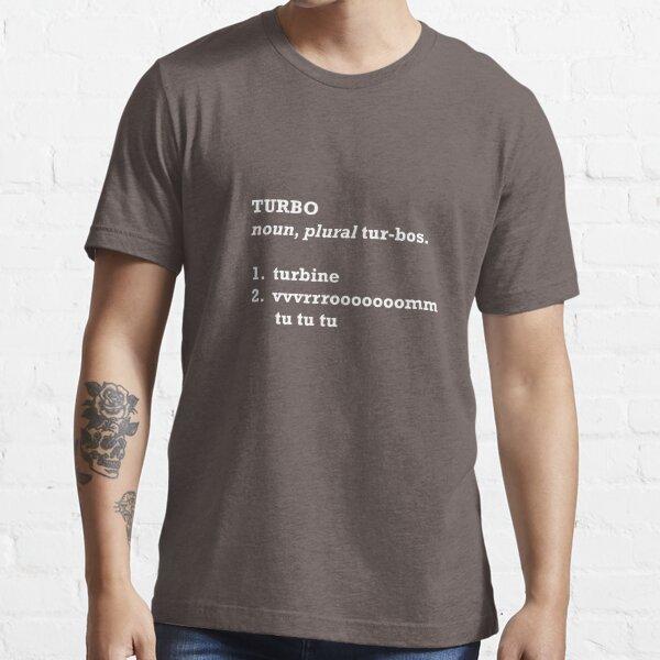 Turbo Defined. Essential T-Shirt