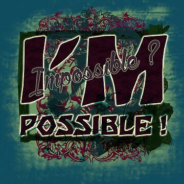I'm possible by davecrokaert