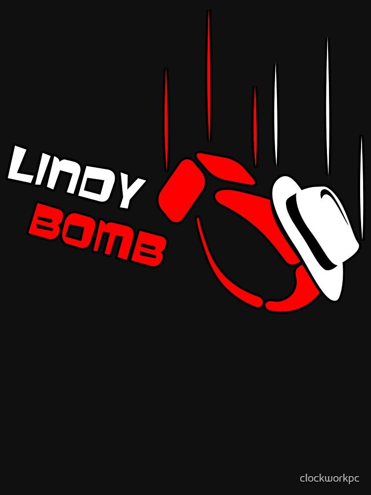 Lindy Bomb by clockworkpc