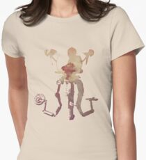 Mister Handy - Please Stand By Women's Fitted T-Shirt