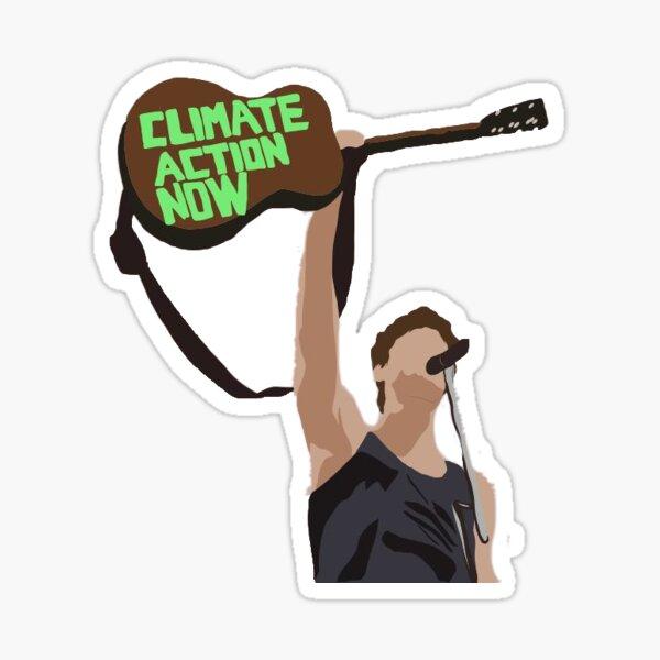 shawn mendes la gira de acción climática ahora esboza Pegatina