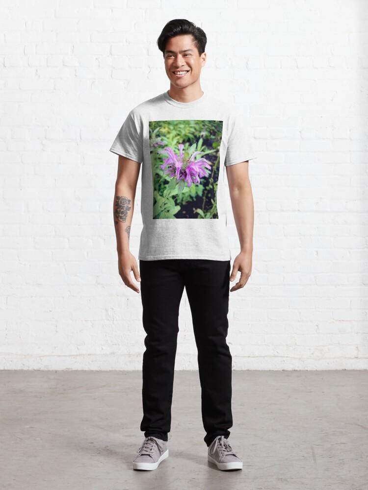Alternative Ansicht von Zitronen-Monarde Classic T-Shirt