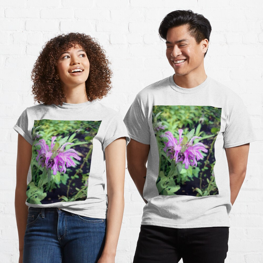 Zitronen-Monarde Classic T-Shirt
