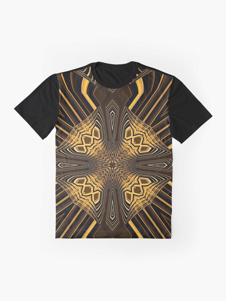 Alternate view of Copper Sky Graphic T-Shirt