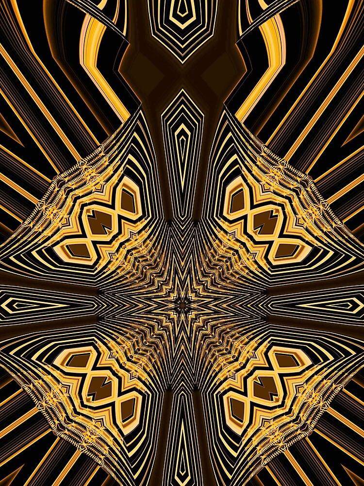 Copper Sky by vkdezine