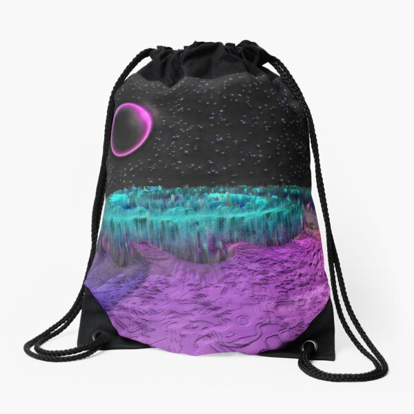 Baffidixla Drawstring Bag