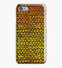 mosaic stripes  iPhone Case/Skin