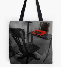 Bold Type Tote Bag