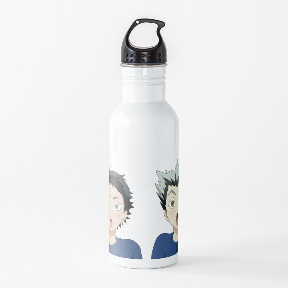 Bokuto and Akaashi Water Bottle