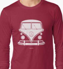 VW BUS, 1950-2013 Long Sleeve T-Shirt