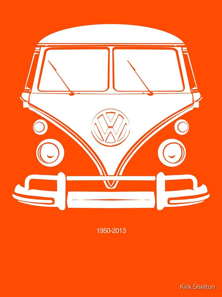 VW BUS, 1950-2013 | Unisex T-Shirt