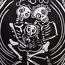 The Happy Family-Day of the Dead- Grow by Suzi Linden  by Suzi Linden