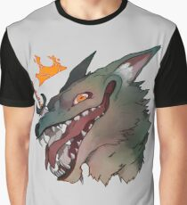 The Mad King Graphic T-Shirt