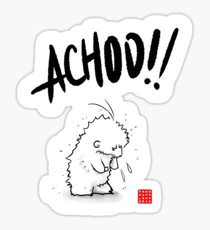 Achoo!! Sticker