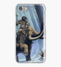Frost Giant on Mammoth iPhone Case/Skin