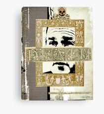 Icons: Señor DEATH Canvas Print