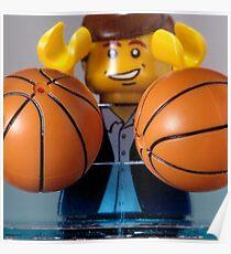 Koons' Balls Poster