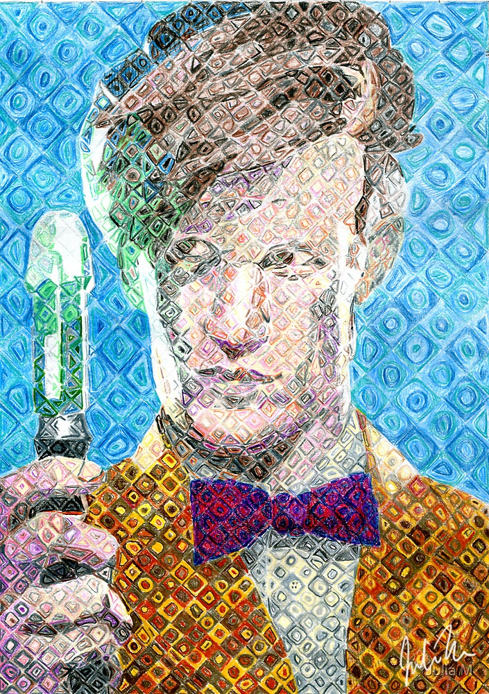 The Eleventh Doctor by Julia Ma