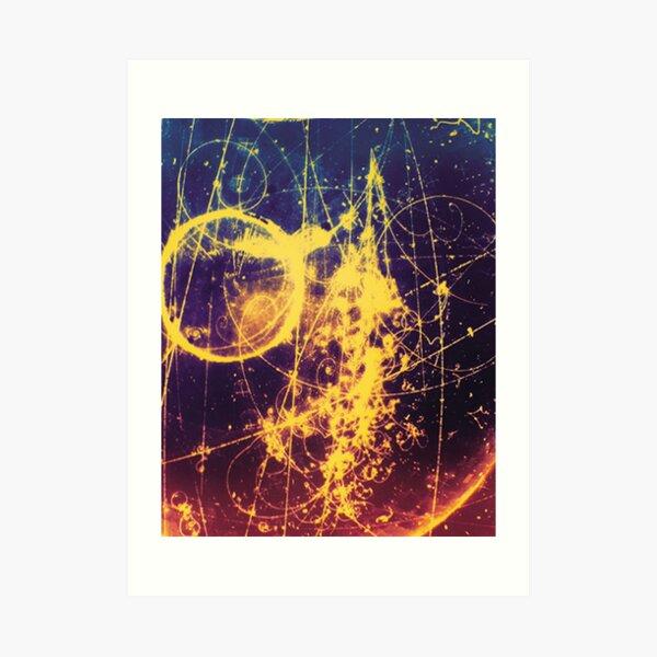 Bubble Chamber Art Print