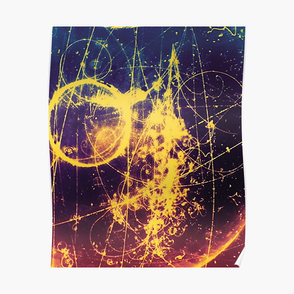 Bubble Chamber Poster
